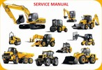 Thumbnail VOLVO L110G WHEEL LOADERS (WLO) SERVICE MANUAL